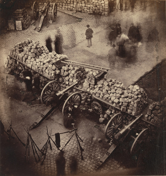 Paris - France「Barricades De La Commune」:写真・画像(5)[壁紙.com]