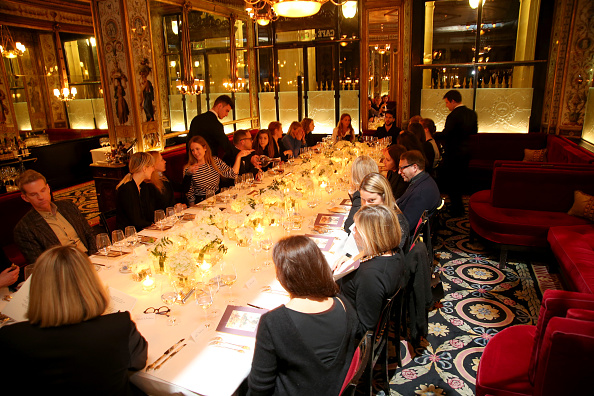 Stuart Weitzman - Designer Label「Stuart Weitzman Hosts Cocktail & Dinner At Le Grand Vefour」:写真・画像(19)[壁紙.com]