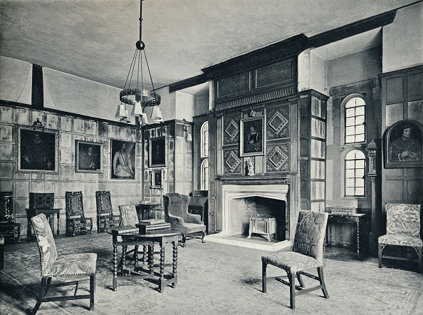 Wood Paneling「'The Parlour」:写真・画像(6)[壁紙.com]