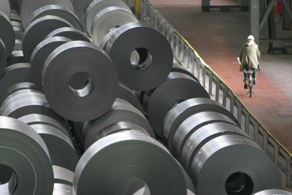 Steel「US And EU In Dispute Over Steel Tariffs」:写真・画像(16)[壁紙.com]