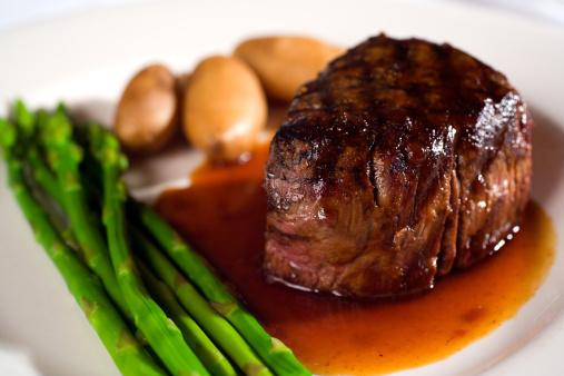 Asparagus「Prime Filet Mignon Steak」:スマホ壁紙(10)