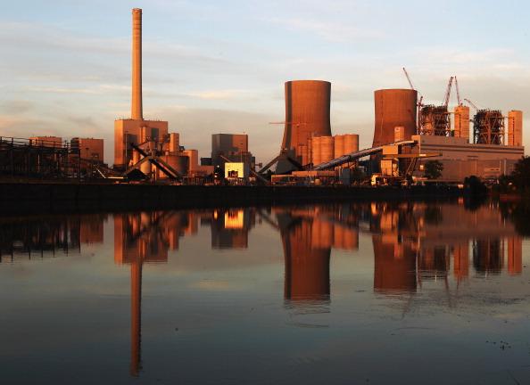 Greenhouse Gas「Coal Remains Main Source Of German Energy Supply」:写真・画像(4)[壁紙.com]
