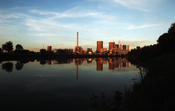 Greenhouse Gas「Coal Remains Main Source Of German Energy Supply」:写真・画像(3)[壁紙.com]