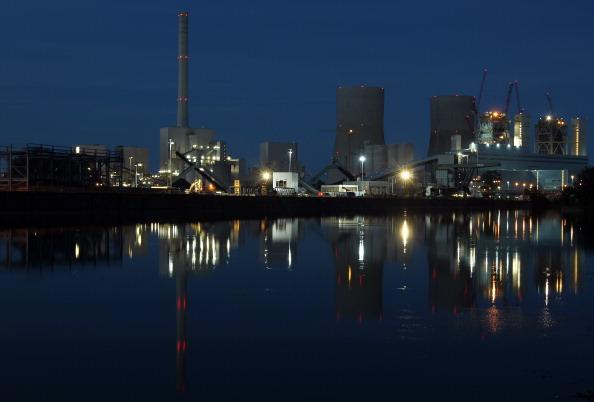 Greenhouse Gas「Coal Remains Main Source Of German Energy Supply」:写真・画像(2)[壁紙.com]