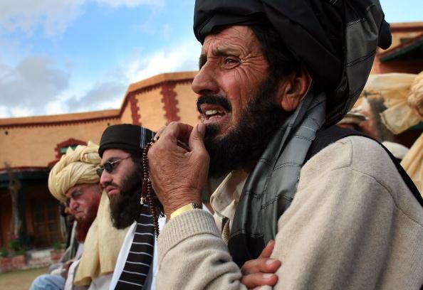 Al-Qaida「Tribal Leaders In North Waziristan Meet With Pakistani Military」:写真・画像(9)[壁紙.com]