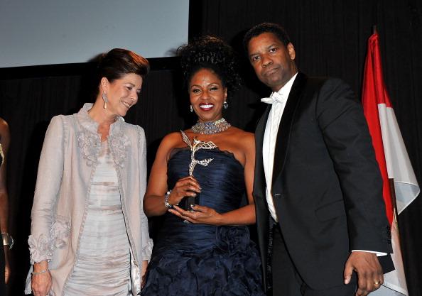 Monaco Royalty「The 2010 Princess Grace Awards Gala - Awards Presentation and Dinner」:写真・画像(5)[壁紙.com]