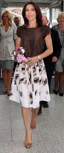 Advice「Princess Mary Of Denmark Visits Summer Fair 2008 In London」:写真・画像(4)[壁紙.com]