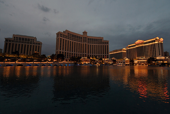 Caesars Palace - Las Vegas「Las Vegas Casinos Close Their Doors In Response To Coronavirus Pandemic」:写真・画像(19)[壁紙.com]