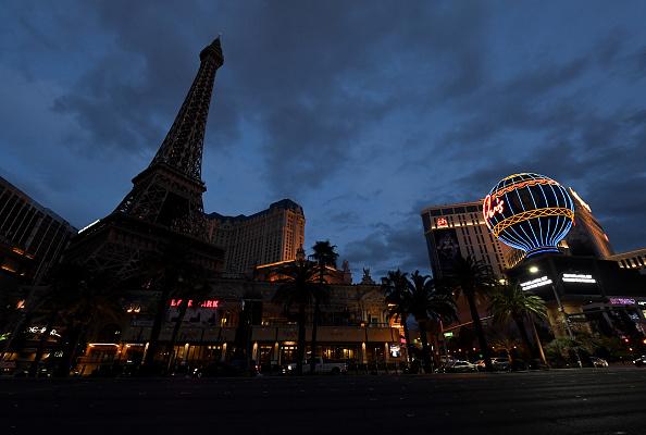 Las Vegas「Las Vegas Casinos Close Their Doors In Response To Coronavirus Pandemic」:写真・画像(17)[壁紙.com]
