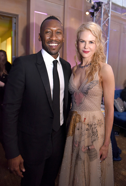 Nude Colored Dress「28th Annual Palm Springs International Film Festival - After Party」:写真・画像(9)[壁紙.com]