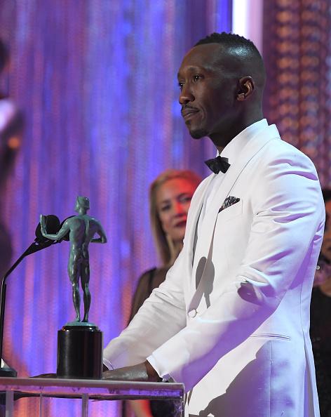 Acceptance Speech「The 23rd Annual Screen Actors Guild Awards - Roaming Show」:写真・画像(10)[壁紙.com]