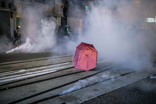 Obsolete「Violence Continues During Anti-Extradition Protests In Hong Kong」:写真・画像(10)[壁紙.com]