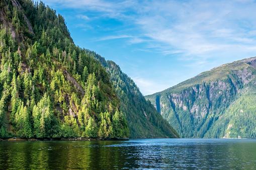 Cruise - Vacation「Cruising in Misty Fjords National Monument, Ketchikan, Alaska, USA」:スマホ壁紙(16)