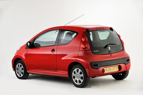 Finance and Economy「2011 Peugeot 107.」:写真・画像(8)[壁紙.com]