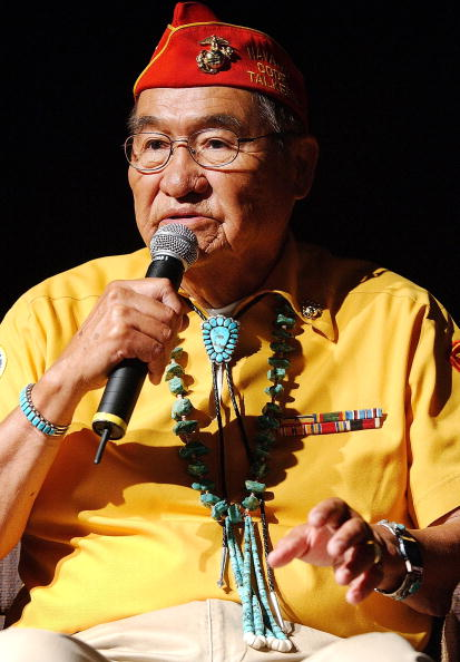 Navajo Culture「Navajo Code Talker Speaks To America's Youth」:写真・画像(9)[壁紙.com]