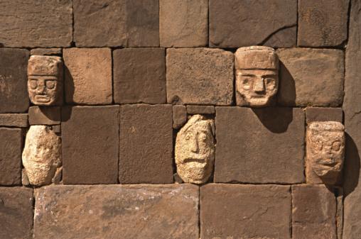 Bolivian Andes「Tiwanaku ruins, Bolivia」:スマホ壁紙(14)