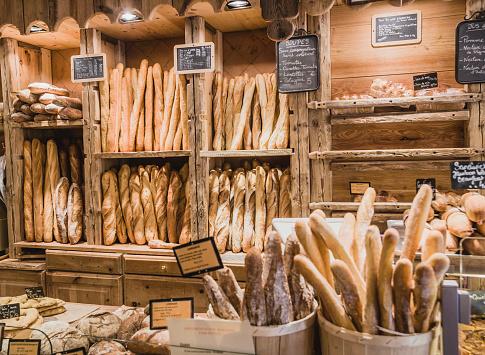 French Culture「Bread」:スマホ壁紙(10)