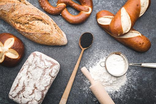 Loaf of Bread「Bread」:スマホ壁紙(5)