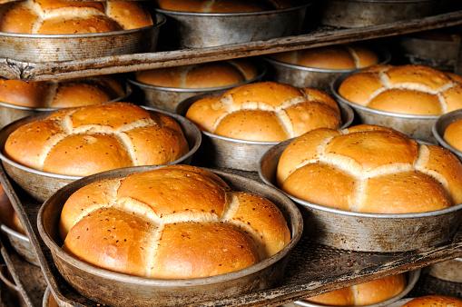 Image processing filter「Bread」:スマホ壁紙(17)