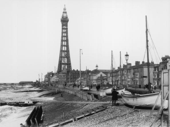Blackpool「Blackpool Tower」:写真・画像(4)[壁紙.com]