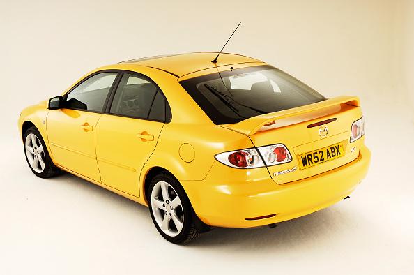 2002「2002 Mazda 6」:写真・画像(7)[壁紙.com]