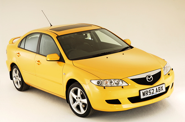 2002「2002 Mazda 6」:写真・画像(15)[壁紙.com]