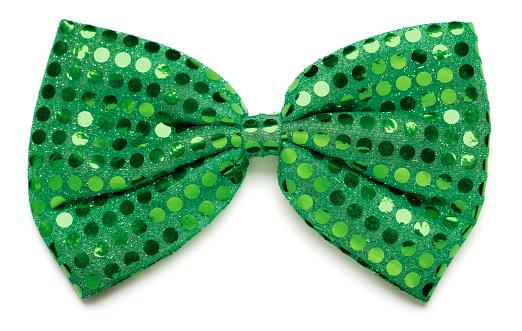 Bow Tie「Green bow tie」:スマホ壁紙(17)