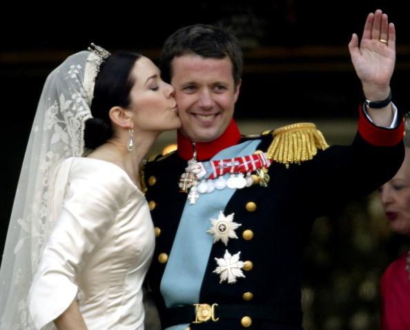 Wedding「Wedding Of Danish Crown Prince Frederik and Mary Donaldson」:写真・画像(7)[壁紙.com]