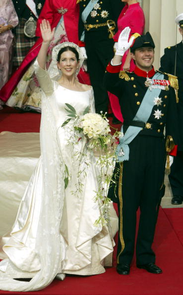 Denmark「Wedding Of Danish Crown Prince Frederik and Mary Donaldson」:写真・画像(18)[壁紙.com]