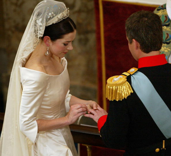 Bride「Wedding Of Danish Crown Prince Frederik and Mary Donaldson」:写真・画像(4)[壁紙.com]