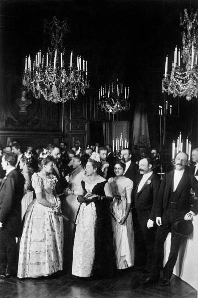 1900-1909「Party in Paris c. 1900」:写真・画像(14)[壁紙.com]