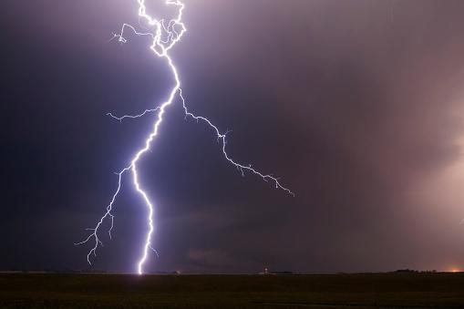 Thunderstorm「Nebraska Lightning」:スマホ壁紙(17)
