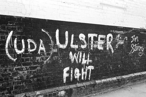 Brick Wall「Belfast Graffiti」:写真・画像(8)[壁紙.com]