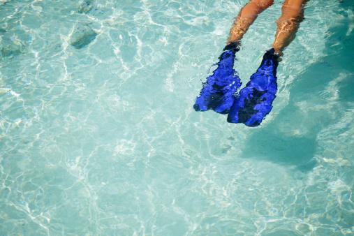 リーワード諸島 アンティグア「1 名様当たりで、水中フリッパーズ」:スマホ壁紙(4)