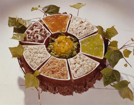 1960-1969「Various sweet foods in bowl」:スマホ壁紙(4)