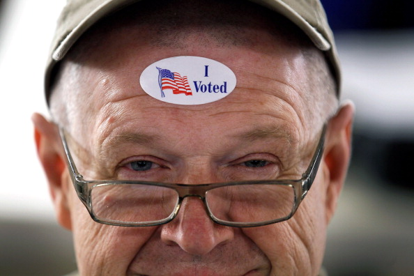 Day「Voters Go To The Polls In Michigan Primary」:写真・画像(3)[壁紙.com]