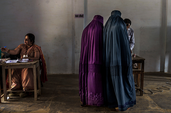 Indian Subcontinent Ethnicity「India Votes During The General Elections」:写真・画像(6)[壁紙.com]