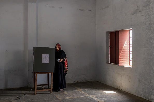 Indian Subcontinent Ethnicity「India Votes During The General Elections」:写真・画像(11)[壁紙.com]