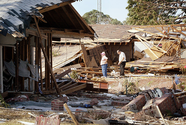 Pensacola「Gulf Coast Residents Recover From Hurricane Ivan」:写真・画像(18)[壁紙.com]