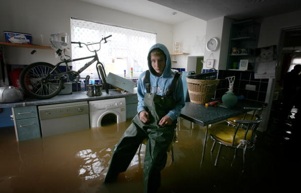 Kitchen「Flooding Across The Country Reaches A Critical Level」:写真・画像(14)[壁紙.com]