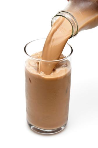 Splashing「Iced Cappuccino」:スマホ壁紙(19)