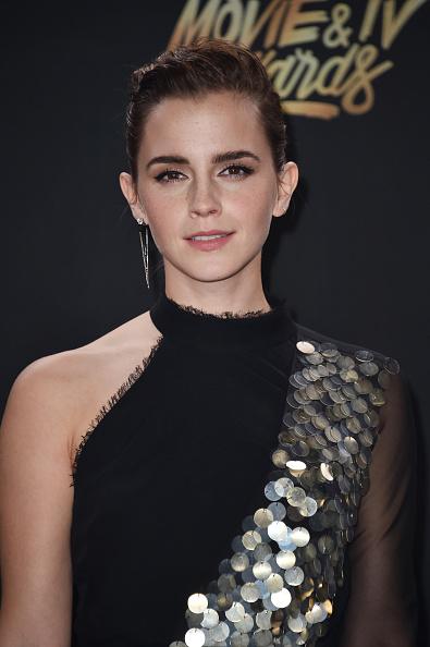 エマ・ワトソン「2017 MTV Movie And TV Awards - Press Room」:写真・画像(0)[壁紙.com]