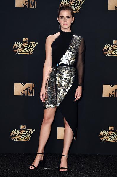 エマ・ワトソン「2017 MTV Movie And TV Awards - Press Room」:写真・画像(3)[壁紙.com]
