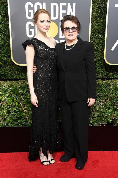 Emma Stone「75th Annual Golden Globe Awards - Arrivals」:写真・画像(6)[壁紙.com]