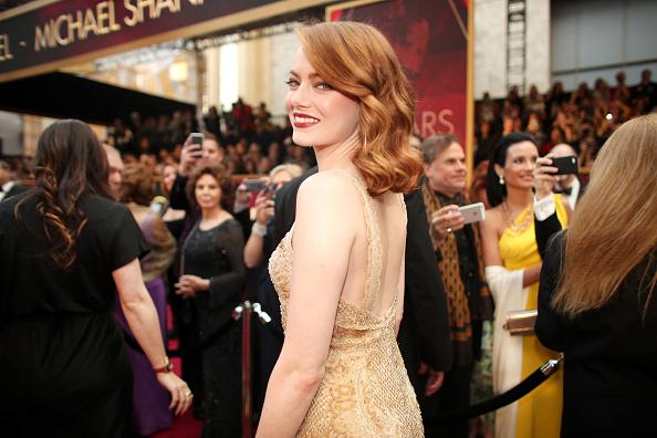 肩ごしに見る「89th Annual Academy Awards - Red Carpet」:写真・画像(17)[壁紙.com]