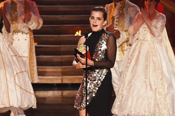 エマ・ワトソン「2017 MTV Movie And TV Awards - Show」:写真・画像(10)[壁紙.com]