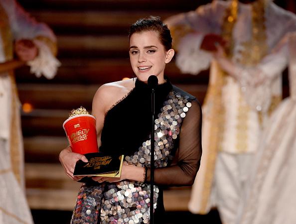 エマ・ワトソン「2017 MTV Movie And TV Awards - Show」:写真・画像(6)[壁紙.com]