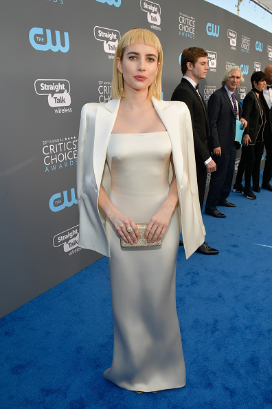 Jacket「The 23rd Annual Critics' Choice Awards - Red Carpet」:写真・画像(14)[壁紙.com]