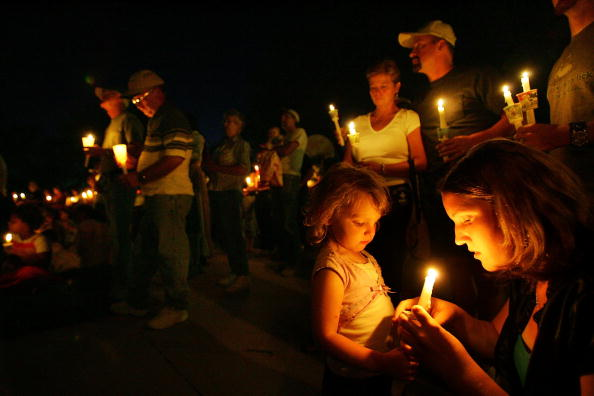 David McNew「Rescue Efforts Continue To Save Six Trapped Miners In Utah」:写真・画像(13)[壁紙.com]
