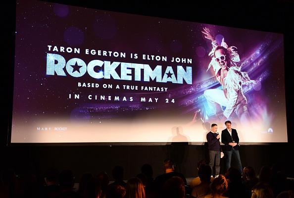 イングランド「Paramount Pictures 'Rocketman' Footage at Abbey Road」:写真・画像(4)[壁紙.com]